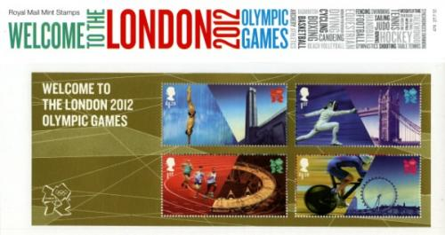 2012 Olympics pack