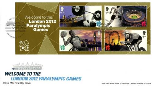 2012 Paralympic MS