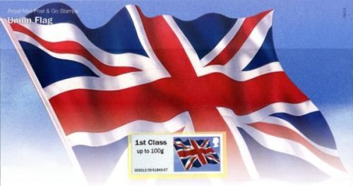 2012 Post  Go Union Flag