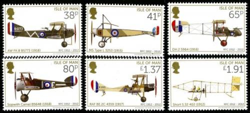 2012 Royal Flying Corps Centenary