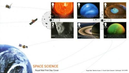 2012 Space Science