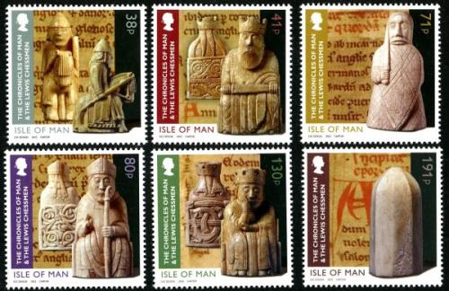 2013 Chronicles of Man & Lewis Chessmen