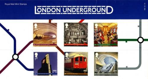 2013 London Underground pack