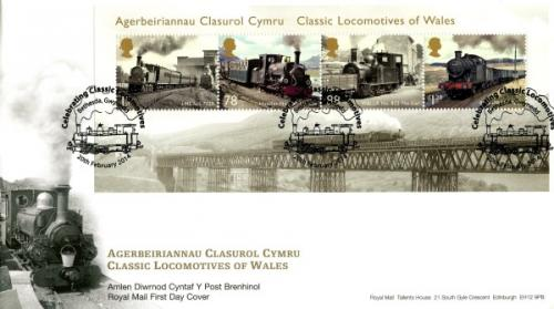 2014 Classic Locomotives of Wales