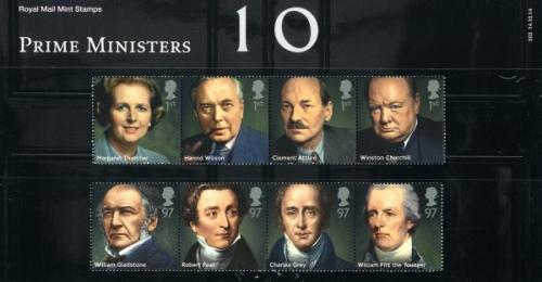 2014 Prime Ministers pack