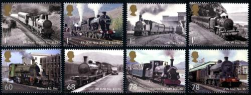 2014 Trains 2nd issue