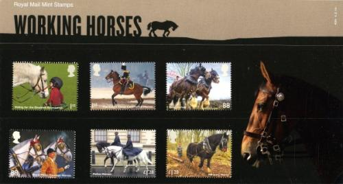 2014 Working Horses pack