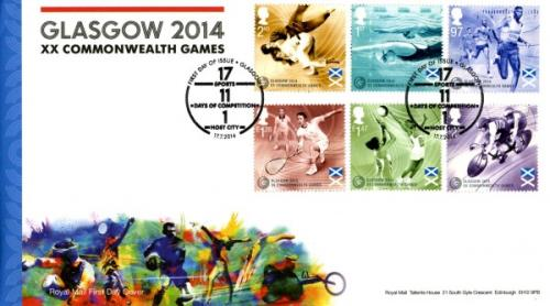 2014  XX Commonwealth Games