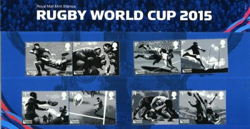 2015 Rugby World Cup pack
