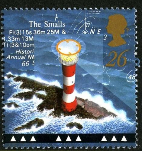 1998 Lighthouses 26p