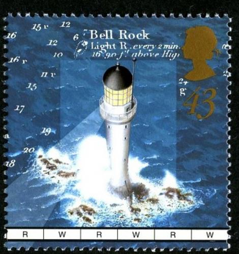 1998 Lighthouses 43p