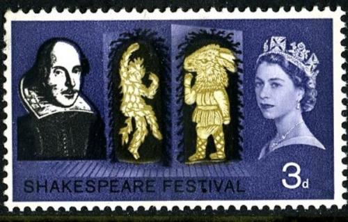 1964 Shakespeare 3d phos