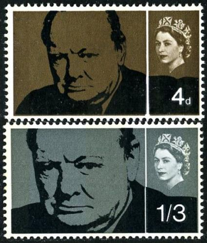 1965 Churchill phos