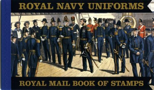 2009 Royal Navy Uniforms