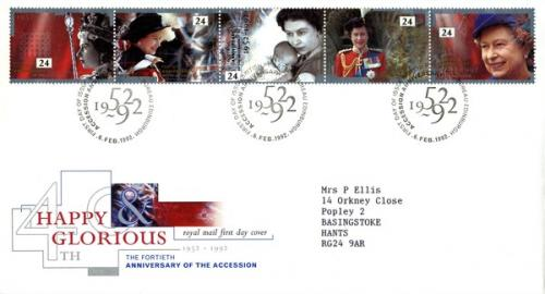1992 Queen's Accession