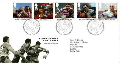 1995 Rugby League