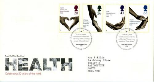 1998 Health Services