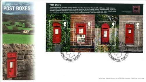 2009 Post Boxes MS