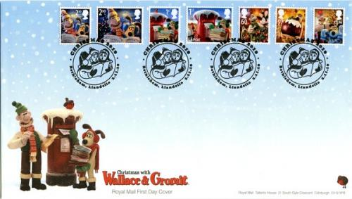 2010 Wallace & Gromit