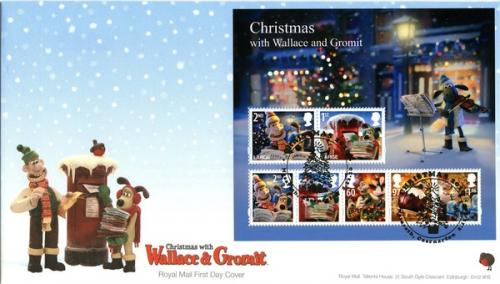 2010 Wallace & Gromit MS
