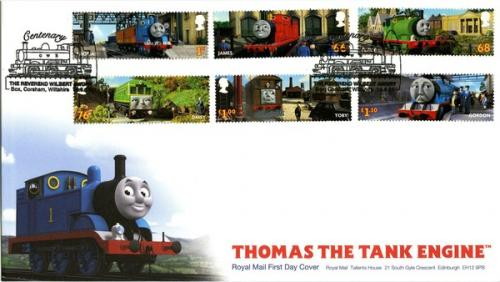 2011 Thomas Tank Engine
