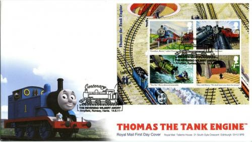 2011 Thomas Tank Engine MS