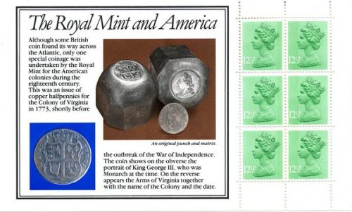 x899m Royal Mint America