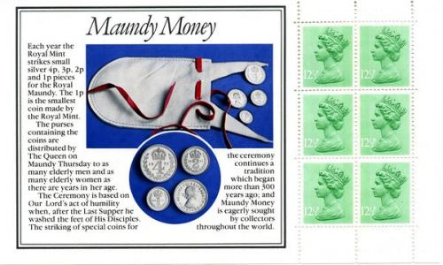 x899m Royal Mint Maundy
