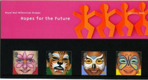 2001 Child Face Painting pack