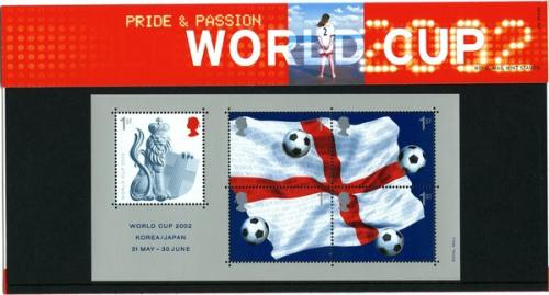 2002 World Cup MS pack