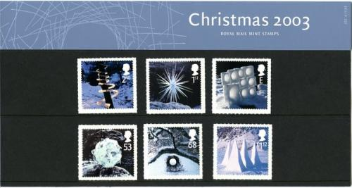 2003 Christmas Ice Sculpture pack