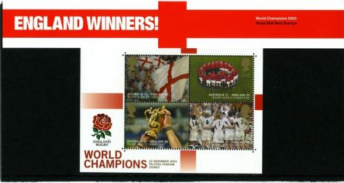 2003 Presentation Packs Year Set