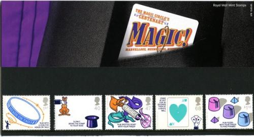 2005 Magic Circle pack
