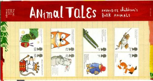 2006 Animal Tales pack