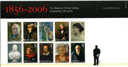 2006 Portrait Gallery pack