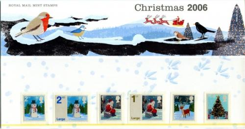 2006 Christmas pack