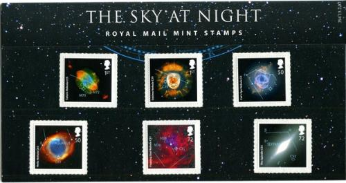 2007 Sky at night pack