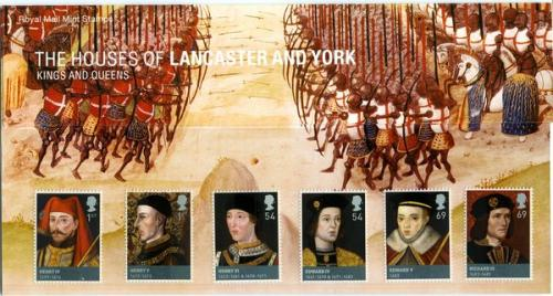 2008 Kings  Queens includes miniature sheet pack