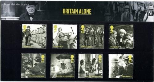 2010 Britain Alone pack