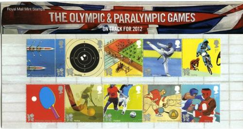 2010 Olympics on Track pack