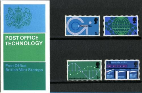 1969 P.O.Technology pack