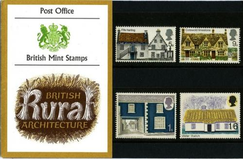 1970 Cottages pack