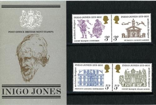 1973 Inigo Jones pack