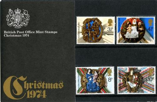 1974 Christmas pack