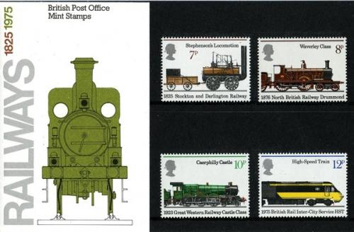 1975 Railways pack