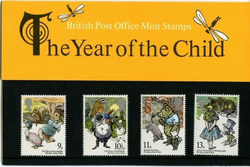 1979 Year of the Child pack