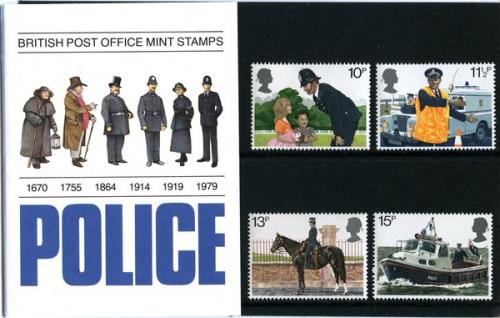 1979 Police pack