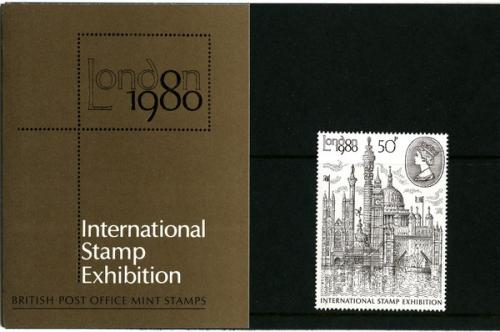 1980 London Exhibition pack