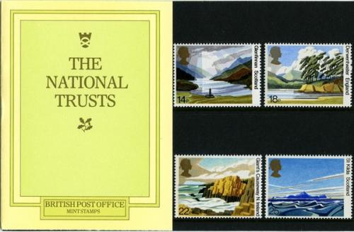 1981 National Trust pack