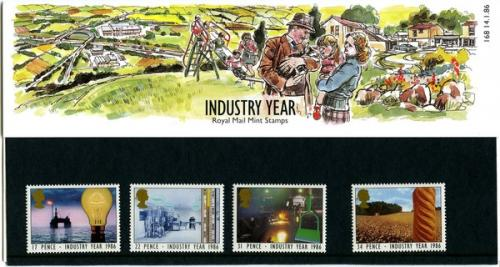 1986 Industry pack
